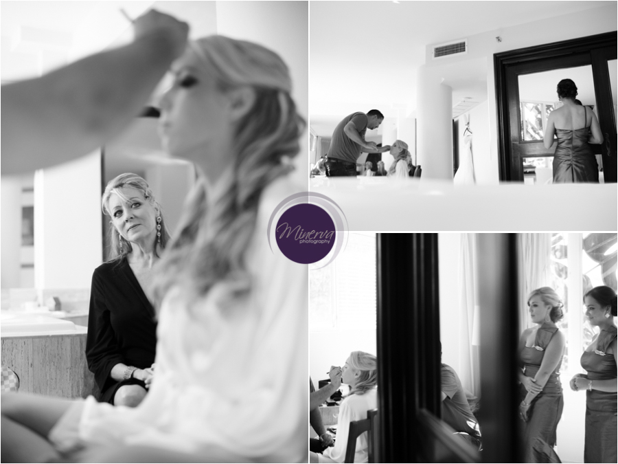 Andrea Tj Are Married Mayfair Hotel And Spa Coconut
