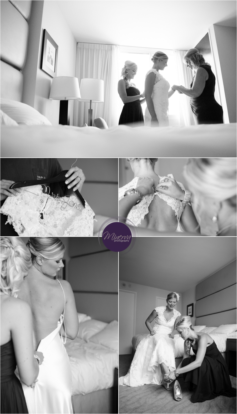 Jessicca Brian Are Married Doubletree Gallery 1